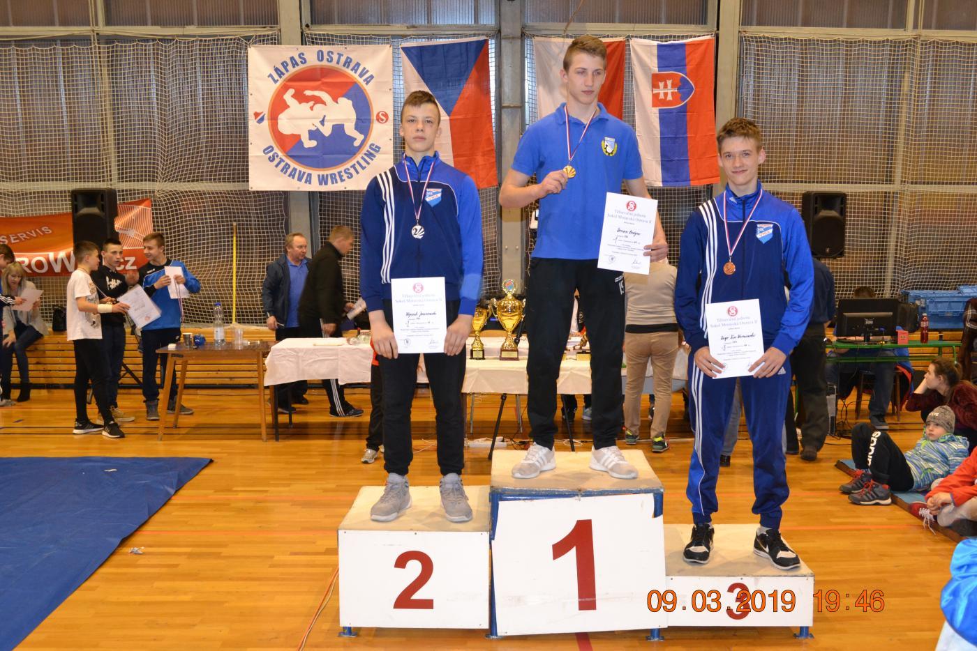 Zapaśnicy rudzkiej Pogoni z kolejnymi medalami