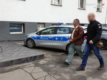 Seryjny włamywacz w rękach rudzkich policjantów