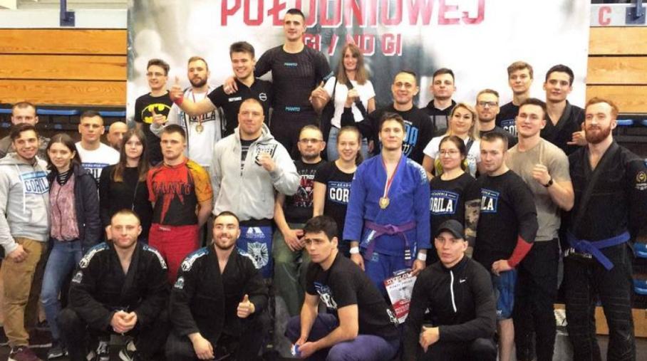 Zawodnicy Academii Gorila triumfowali podczas Pucharu Polski Południowej