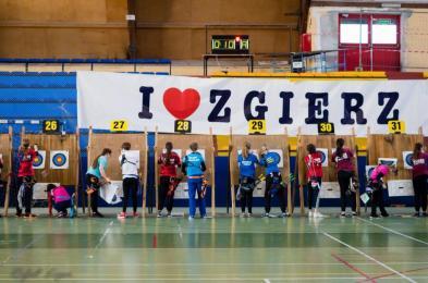 XXIX Halowe Mistrzostwa Polski Juniorów Młodszych. Jak wypadli nasi łucznicy?