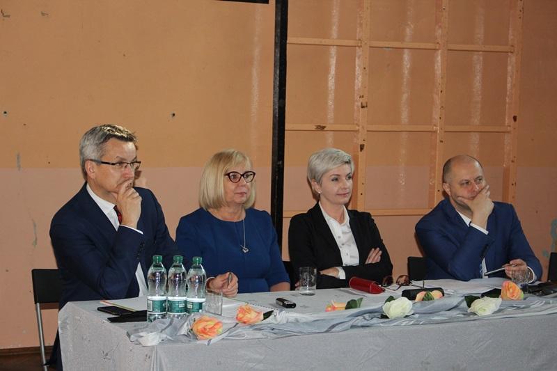 Spotkanie prezydent z mieszkańcami Goduli i Orzegowa. Jakie problemy poruszono?