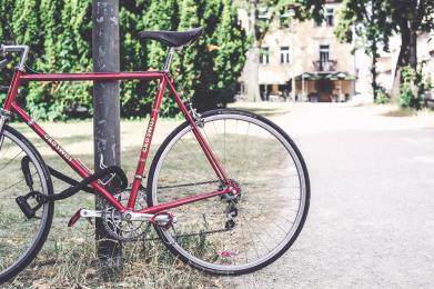 Jak zapobiec kradzieży roweru? Policjanci z Rudy Śląskiej radzą