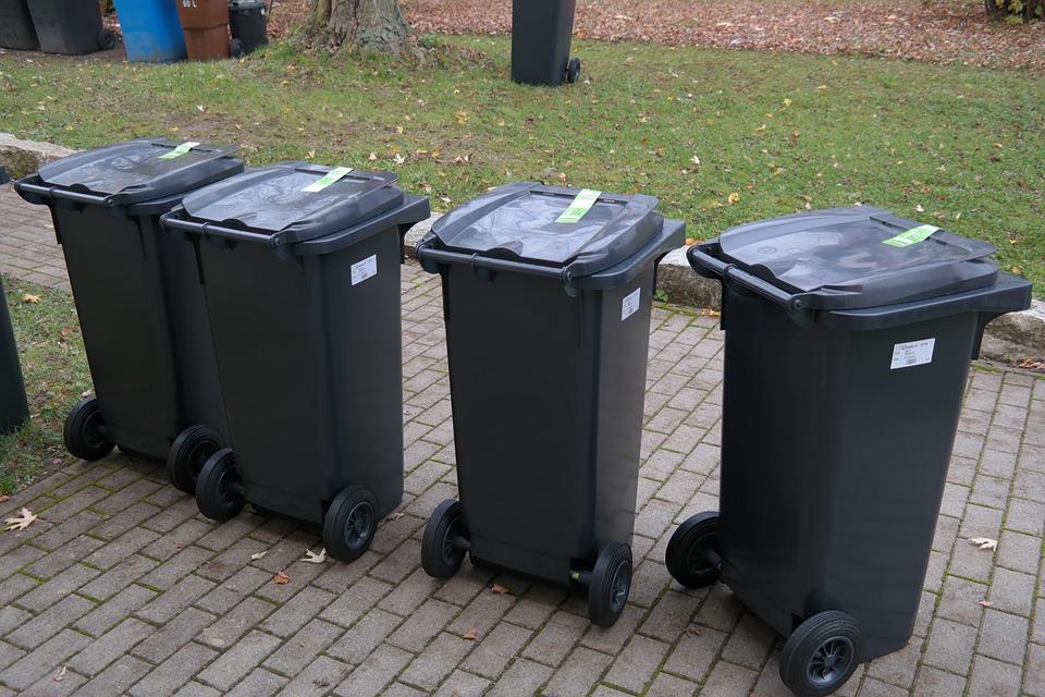 Harmonogram odbioru odpadów w maju 2019 r.