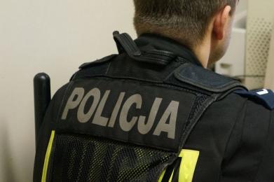 Policjanci zatrzymali sklepowego złodzieja