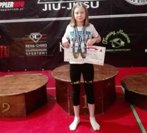 Małgorzata Baucz dwukrotną Mistrzynią Europy