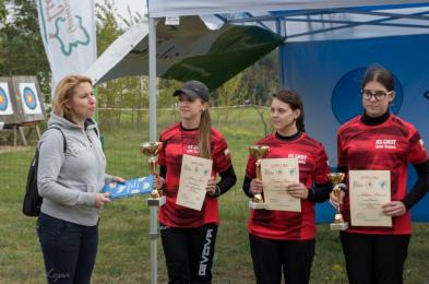 Turniej łuczniczy dla dzieci oraz pierwsza runda Dolnośląskiej Ligi Młodzików