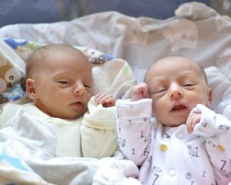 Publikujemy zdjęcia najmłodszych rudzian. Witamy Was na świecie maluszki!