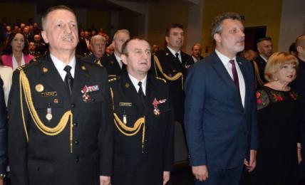 Obchody Dnia Strażaka oraz 60-lecia powstania Zawodowej Straży Pożarnej w Rudzie Śląskiej