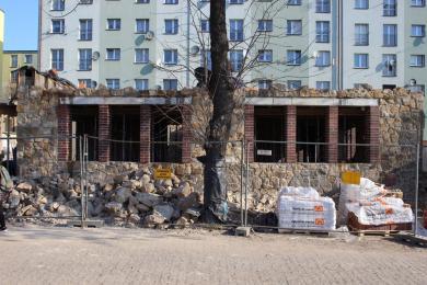 Trwa remont jednego z budynków unikalnej kolonii robotniczej Ficinus z 1867 roku