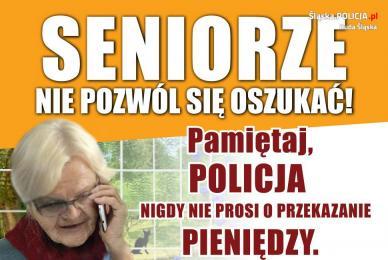 Oszuści znów działają w Rudzie Śląskiej! Policja ostrzega