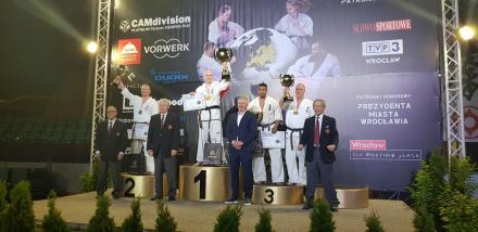 Komendant rudzkiej Straży Miejskiej - Marek Partuś mistrzem Europy Karate Kyokushin!