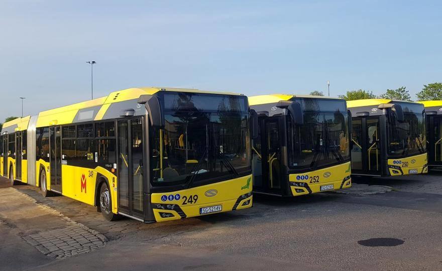 Dwa bezpłatne autobusy na Dni Rudy Śląskiej. Sprawdź rozkład jazdy
