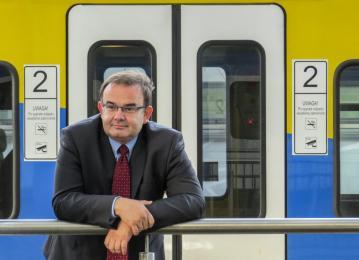 Prezes Kolei Śląskich złożył rezygnację. 5-letni plan wykonał w 3,5 roku