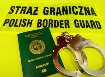 Funkcjonariusze Straży Granicznej z Rudy Śląskiej zatrzymali obywatelkę Nigerii