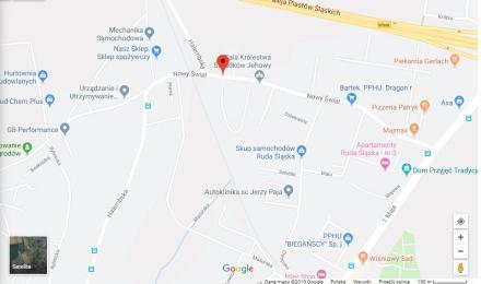 W Rudzie Śląskiej - Halembie powstanie nowa ulica - Podgórska