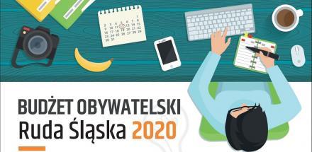 Ruda Śląska: Projekty do budżetu obywatelskiego na 2020 rok złożone
