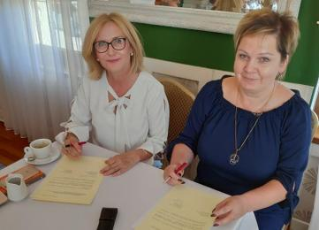 Liderki lokalnych kół PO i Nowoczesnej zawarły porozumienie o współpracy