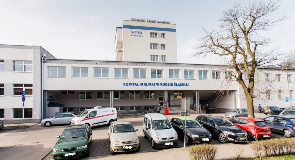 Ruszył remont szpitalnej izby przyjęć w Rudzie Śląskiej!