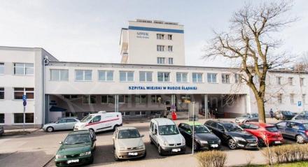 44 śląskie szpitale otrzymają 46 mln zł finansowego wsparcia. Pieniądze trafią też do Rudy