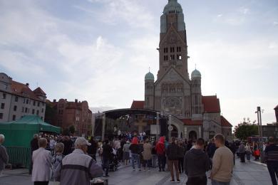 Koncert muzyki chrześcijańskiej z okazji III rocznicy Światowych Dni Młodzieży w Polsce