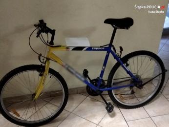 Odnaleziony rower czeka na właściciela