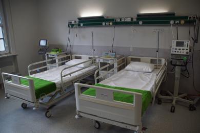Neurologia w rudzkim szpitalu zacznie znów działać od 1 grudnia - poinformowała prezydent