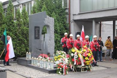 Dzisiaj mija 10. rocznica tragedii w kopalni Wujek-Śląsk!