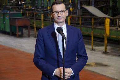 W sobotę premier Mateusz Morawiecki odwiedzi Rudę Śląską!