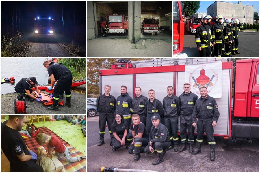 Ratunek siedziby OSP Ruda Śląska! Strażacy ochotnicy proszą o pomoc