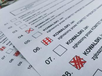 Wybory parlamentarne w Rudzie Śląskiej - lista komisji wyborczych, zasady głosowania