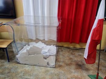 Wybory parlamentarne w Rudzie Śląskiej 2019 - mieszkańcy ruszyli do urn
