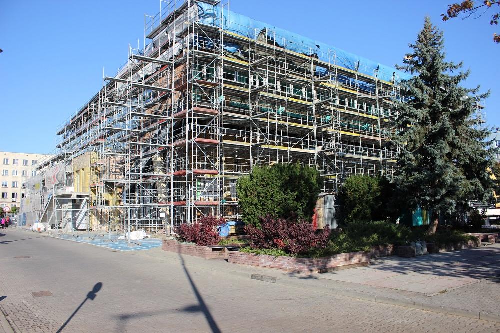 Kiedy zakończy się modernizacja hali MOSiR w Halembie? Czym spowodowane jest opóźnienie?