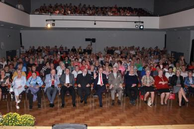 Rudzcy seniorzy świętowali! W Domu Kultury w Bielszowicach odbył się Dzień Seniora