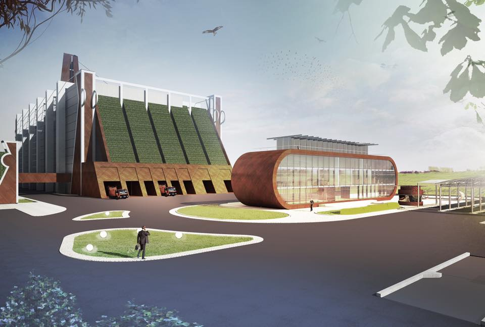 Czy w Rudzie Śląskiej powstanie jednak Ekologiczne Centrum Odzysku Energii?