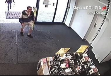 Ukradł ekspres do kawy. Rozpoznajesz go?