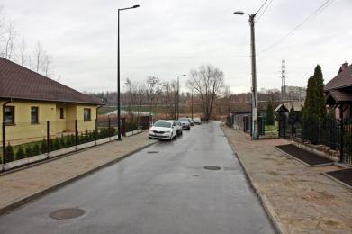 Ruda Śląska: Ulica Kossaka zmodernizowana