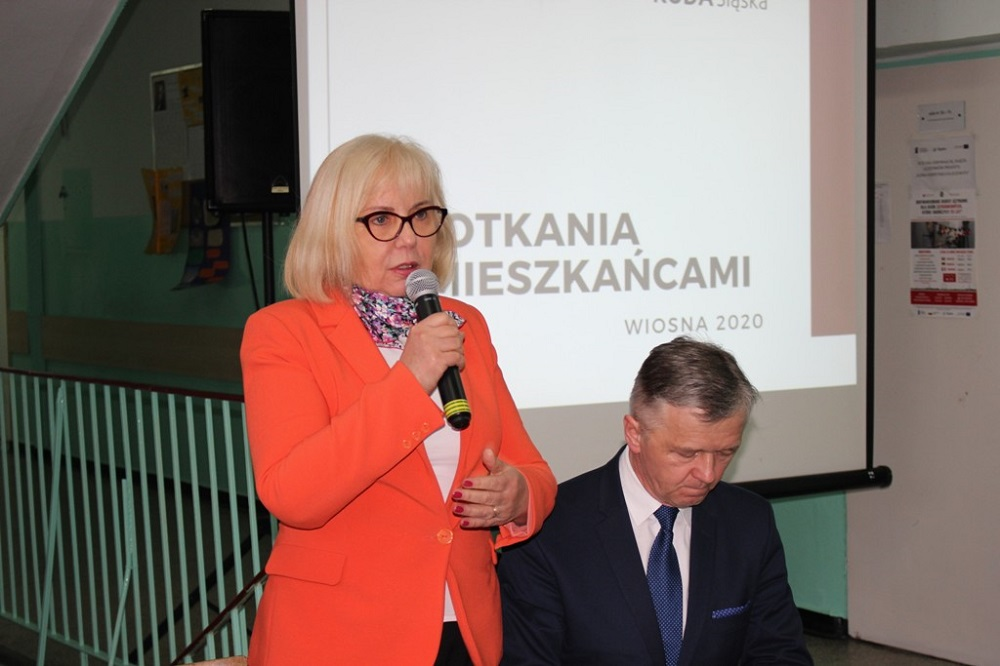 Rozpoczęła się 18. edycja spotkań w dzielnicach. Pierwsze zebranie odbyło się w Wirku