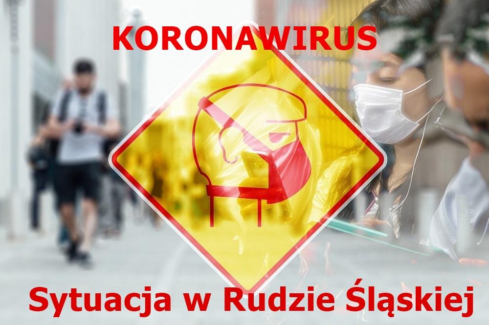 Koronawirus - sytuacja w Rudzie Śląskiej. Sprawdź najnowsze statystyki