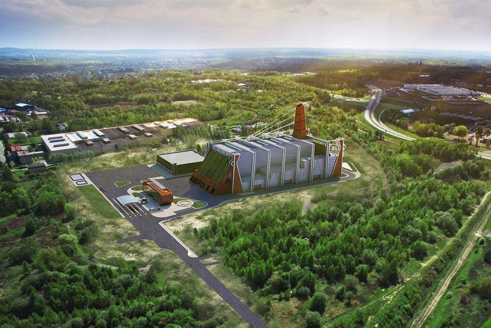 Rudzki magistrat wydał decyzję środowiskową dla Ekologicznego Centrum Odzysku Energii