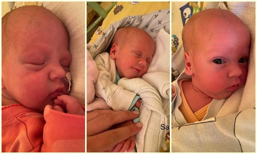 Nina, Pola, Sara - to trojaczki, które przyszły na świat w rudzkim Szpitalu Miejskim