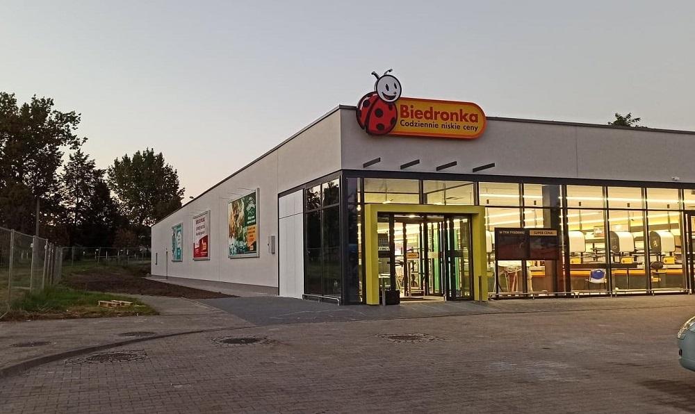 Już wkrótce otwarcie nowego sklepu sieci Biedronka w Bykowinie. To sklep w formacie 2.0