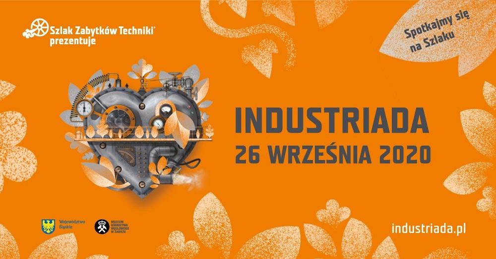 Industriada 2020 w Rudzie Śląskiej. Sprawdź program!