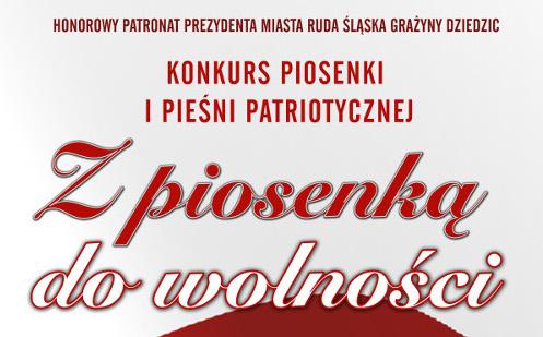 """""""Z piosenką do wolności 2020"""" - Konkurs Piosenki i Pieśni Patriotycznej"""