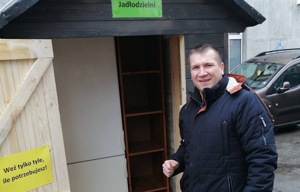 Trwa zbiórka internetowa na utrzymanie Jadłodzielni w dzielnicy Ruda