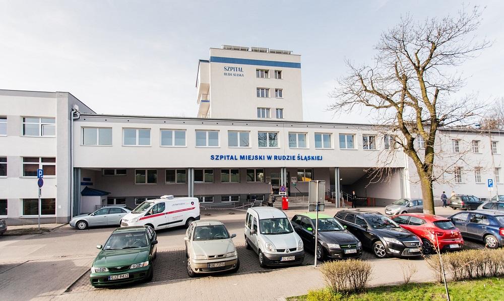 Szpital Miejski w Rudzie Śląskiej znalazł się na liście tzw. szpitali węzłowych