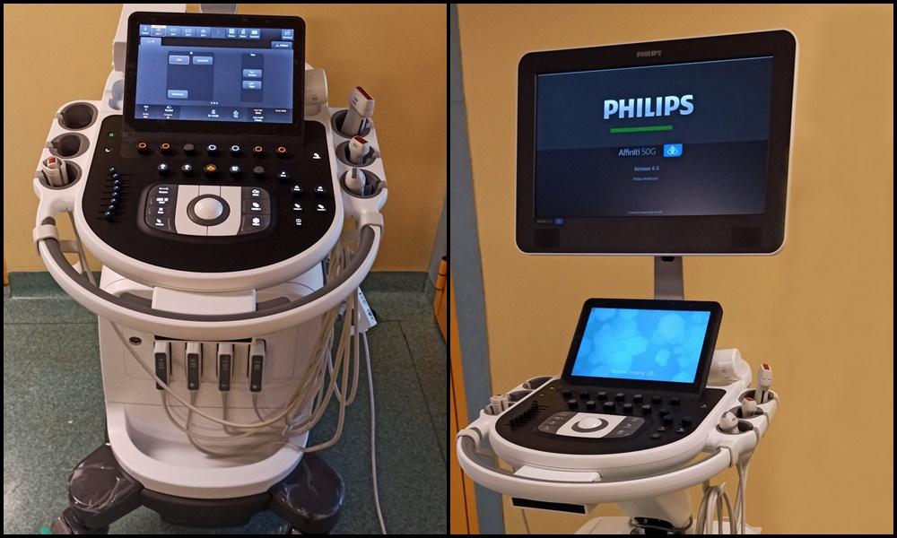 Szpital Miejski w Rudzie Śląskiej otrzymał nowy sprzęt