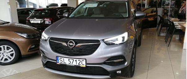 Salon Opel - samochody używane