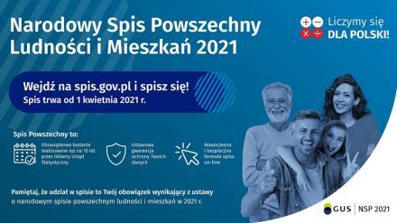 Już ponad 25% rudzian wzięło udział w Narodowym Spisie Powszechnym przez internet!