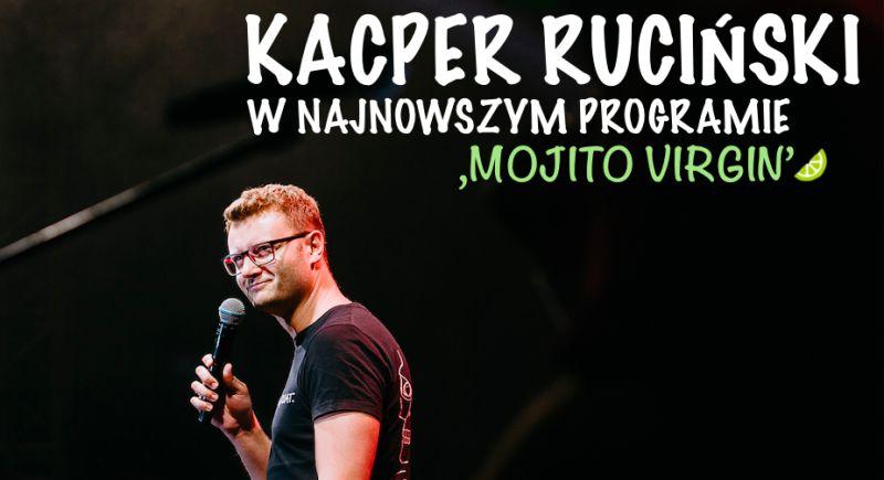 Kacper Ruciński wystąpi w Rudzie Śląskiej!
