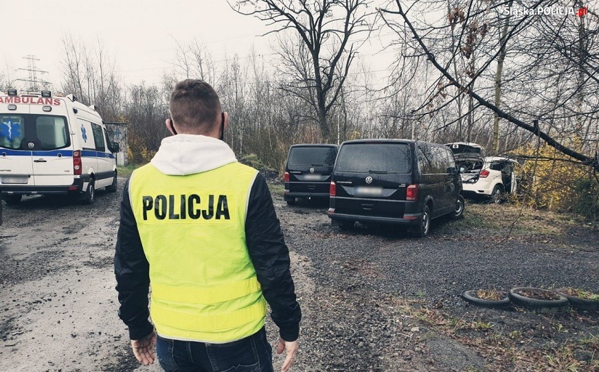 Strzelanina w Rudzie Śląskiej. Pościg zakończony śmiercią 36-latka!